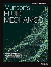 Munson's Fundamentals of Fluid Mechanics Global Edition/8th Edition