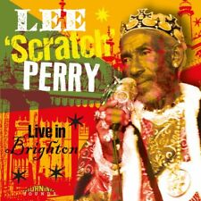 Lee Perry(CD/DVD Album)Live in Brighton-Burning Sounds-BSRDP903-EU-2020-New
