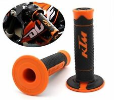 MANOPOLE KTM IMPUGNATURE PAIO MOTOCROSS ENDURO ORANGE ARANCIONE CRF BIKE