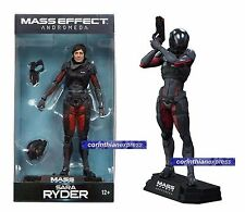 "MCFARLANE MASS EFFECT ANDROMEDA SARA RYDER 7"" FIGURE (COLOUR TOPS GREEN WAVE)"