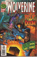 Wolverine #113 Marvel Storm Jean Grey Daimon Hellstorm Leinil Francis Yu Hama VF