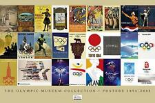 Olympic Museum Collection Posters Collage - Maxi Poster 61cmx91.5cm (new sealed)