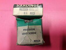 Hardinge 32 Pitch Lead Screw Amp Follower Hc Chucker