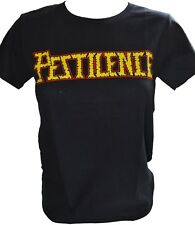 PESTILENCE - Logo - Girlieshirt - XL / Extra-Large - 165371
