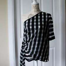 Country Road One Shoulder Side Tie Top - Size S - New with tags