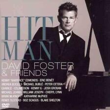 DAVID FOSTER - HIT MAN: DAVID FOSTER & FRIENDS NEW CD
