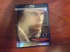 American Psycho (Blu-ray, 2007, Uncut Edition) (Bale, Harron) (Horror)