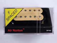 DiMarzio F-spaced Air Norton Humbucker Creme W/Chrome Poles DP 193