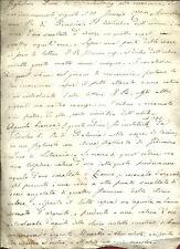 Antico Manoscritto Settecentesco Ordine dell'Aquila Nera e Ordine Aquila Bianca