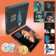 Luther Allison - A Legend Never Dies Essential Recordings 1976-1997 [New CD] Ltd