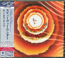 SHM SACD Stevie Wonder Songs in the Key of Life Limited Edition JAPAN ver. DSD