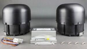 NEW Whelen Howler Siren & Dual (2) Speaker System (Similar to RUMBLER)