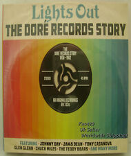 3 CD Set Lights Out THE DORE RECORDS STORY MUSIC CD New and Sealed