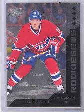 2013-14 Black Diamond Hockey Brendan Gallagher Quad Diamond Rookie Card # 231
