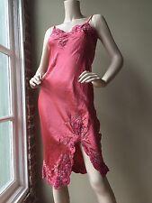 Karen Millen 100% silk slip dress / tea dress US 6 uk 10