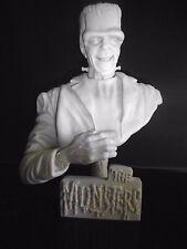 The Munsters. Herman Munster. Kit de busto de resina