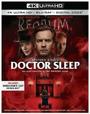 DOCTOR SLEEP 4K ULTRA HD BLU RAY 2 DISC SET + SLIPCOVER SLEEVE FREE SHIPPING