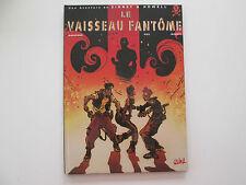 SIDNEY ET HOWELL T1 EO1997 TBE/TTBE LE VAISSEAU FANTOME EDITION ORIGINALE