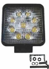 """LED WORK LIGHT 9~80 VOLTS 2200LM 9 X 3W LED FLOOD 4.5 X 4.5"""""""