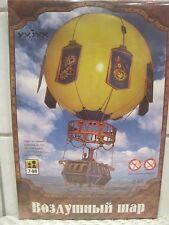 Heissluftballon Heißluftballon Ballon Kartonbausatz *NEU* Bastelbogen