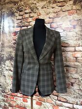 WOMEN'S JACKET SIZE M - L CHECKERED ''MY OWN'' NEW