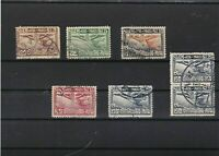 thailand 1925 used air  stamps  ref r12787