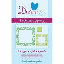Enchanted Spring - DS-SPRING Crafter's Companion Die'sire Cutting Die