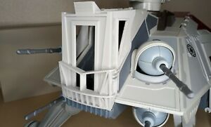 Star Wars Hasbro 2008 AT-TE Walker Parts - Replacement Front Canopy 3D Printed