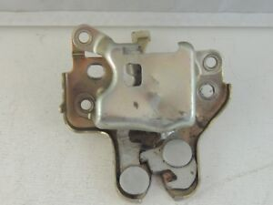 Toyota Cressida Trunk Latch Release Lock 88-92 #1382