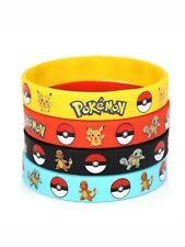 Pokemon Party Wristband Bracelet Set Off 4  birthday christmas party
