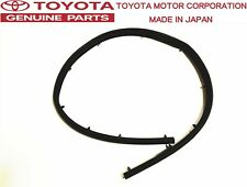 TOYOTA GENUINE 93-02 JZA80 SUPRA MK4 Bonnet Hood To Cowl Top Rubber Seal