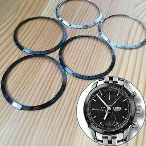 Replacement Scale Watch Bezel For ORIS Sports Artix GT 44 mm Automatic Watch