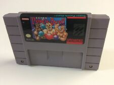 Super Punch Out Snes Super Nintendo Cleaned Tested Minty