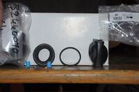 kit de réparation d'étrier frein  arrière renault 8 alpine complet 38mm 32440010