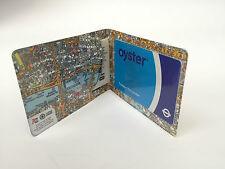 Londra A-Z mappa viaggio OSTRICA titolare della carta SmartCcard PASS WALLET