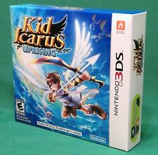 Kid Icarus Uprising w/ Stand & AR Cards Nintendo 3DS MINT Factory Sealed NTSC US