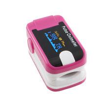 U Top Oled Display Finger Pulse Oximeter Blood Oxygen Sensor Spo2 Pr Pi Monitor