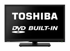 Toshiba Freeview LED LCD TVs with Built - In DVD Player