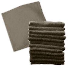 Asciugamani grigio asciugamano viso per il bagno