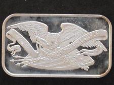 SilverTowne Eagle Wilson Realty & Development Silver Art Bar Unlisted P1626