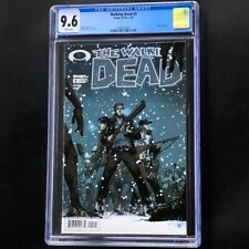 "The Walking Dead #5 (Image 2004) 💥 CGC 9.6 White Pages 💥 ""Death"" of Amy! Comic"