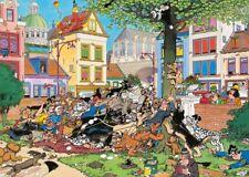 Get That Cat Jan van Haasteren 1000 Piece JVH Jigsaw Puzzle by Jumbo