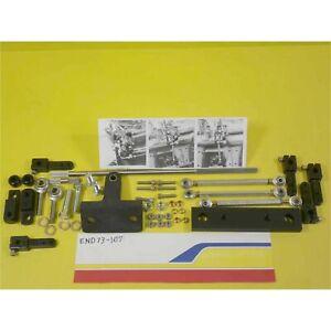Enderle 73-107 Throttle Linkage Kit 340 440 Wedge Tunnel RAM Kit W/4150