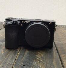 Sony Alpha a6000 24.3MP Mirrorless Digital Camera - Used (READ)