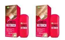 Garnier Express Retouch Root Touch Up Colour Grey Hair Concealer Blonde