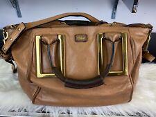 Chloe Leather Ethel Handbag Shoulde