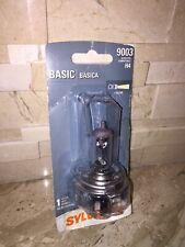 SYLVANIA BASIC HALOGEN LAMP 9003 FITS H4 1 BULB ONLY