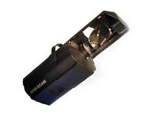 clay paky mini-scan hti 150 moving mirror dmx light