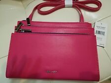 Nine West Table Treasures Tri Zip Crossbody Wallet