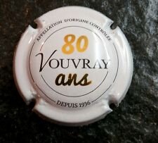 capsule Vouvray 80 ans